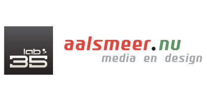 Logo Lab 35 | Aalsmeer.nu media en design