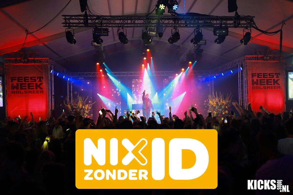 NIX18 ook tijdens Feestweek Aalsmeer