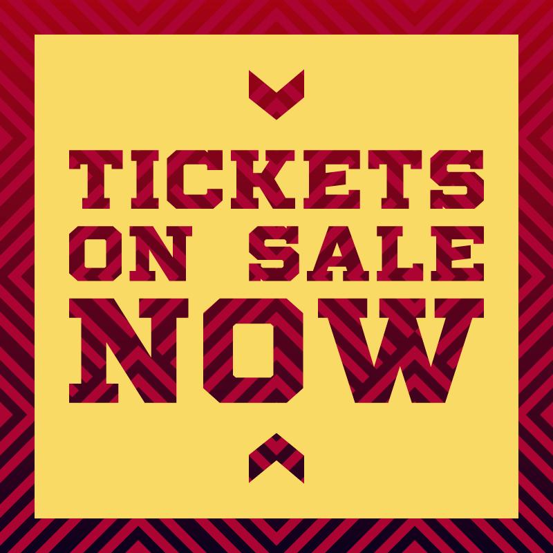 Tickets voor Feestweek 2019 zijn on sale NOW! Kaartverkoop gaat via PayLogic!